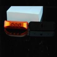 LED Truck Side Lamp---Galvanized 3LED