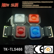LED Truck Side Lamp (4LED) Soft Bottom Type